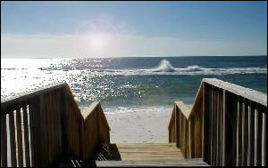Caribbean Resort, Navarre Beach, Florida